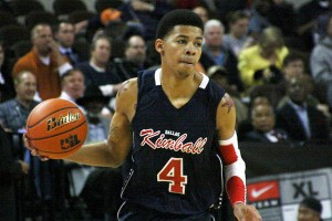 Senior shooting guard Keith Frazier is considering Arizona, LSU, SMU, Texas and Texas A&M