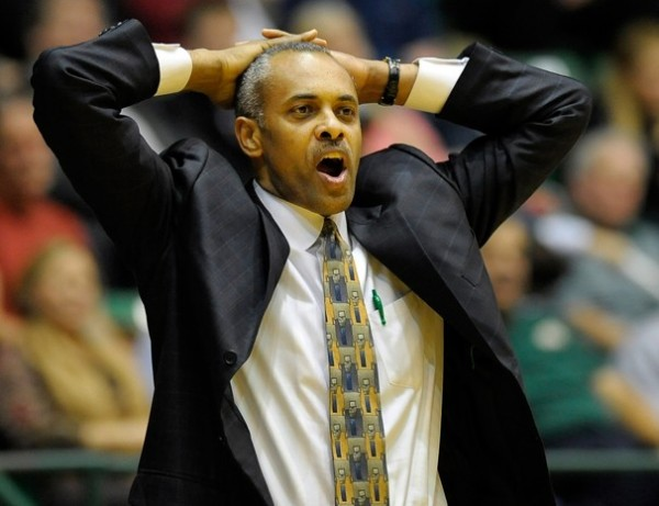 George Mason coach Paul Hewitt can't seem to catch a break on their competitive non-con schedule.