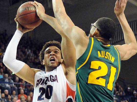 Don't know about you but I'd love to see Gonzaga-Baylor on the regular (James Snook/USA Today Sports)