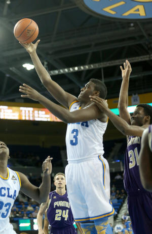 Jordan Adams Led The Way With 24 Points, The Sixth Time He Has Led UCLA in Scoring This Year (Stephen Dunn, Getty Images)