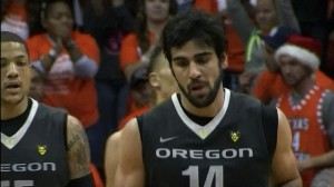 Christmas Came Early For UTEP Fans, While Arsalan Kazemi And The Ducks Left The Don Haskins Center Disappointed. (credit: Pac-12.com)