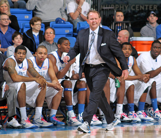 Kermit Davis is Underrated Because He Hasn't Yet Danced at MTSU