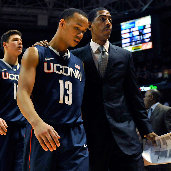 Kevin Ollie Has UConn Back in the Top 25