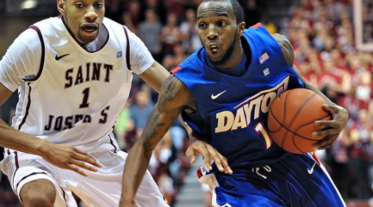 Kevin Dillard continues to make his case for A-10 Player of the Year (US Presswire)