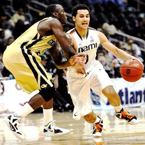 With Durand Scott back from his suspension, Miami is poised to make a run at ACC glory (photo credit: US Presswire).