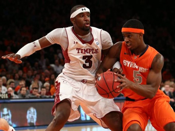 Syracuse Struggled With the Temple Defense