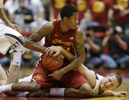 Iowa State's Past Two Weeks Have Been Helpful  (AP Photo/Charlie Neibergall)