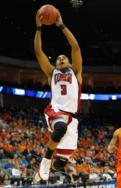 Despite Anthony Marshall's Best Efforts, UNLV's Backcourt Situation Is Still Unsettled (AP)