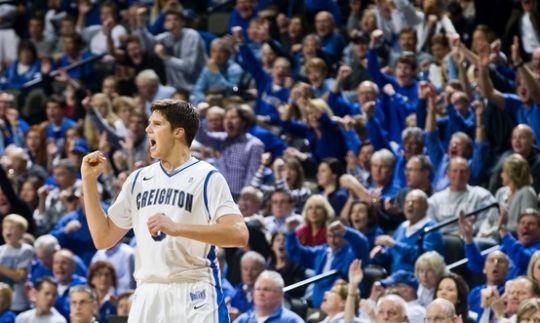 Doug McDermott is leading the POY race. (Alyssa Schukar/The World-Herald)