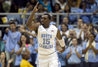 P.J. Hairston, North Carolina