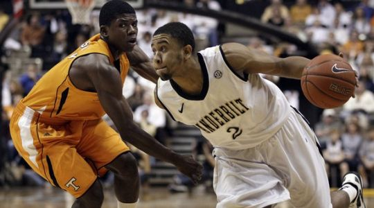 Kedren Johnson has emerged as Vandy's best player (AP)