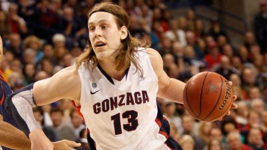 Gonzaga Gets Their First-Ever #1 Seed, But It's Been A Long Time Since They Were Really Tested (Getty)