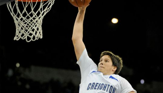 Can Doug McDermott lead his Bluejays to the top of the Big East in their first year in the league?