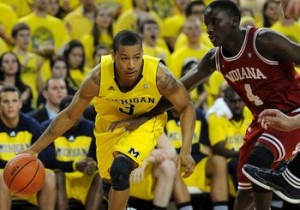 No Doubt Burke Won Over Many With His March Performances (AnnArbor.com)