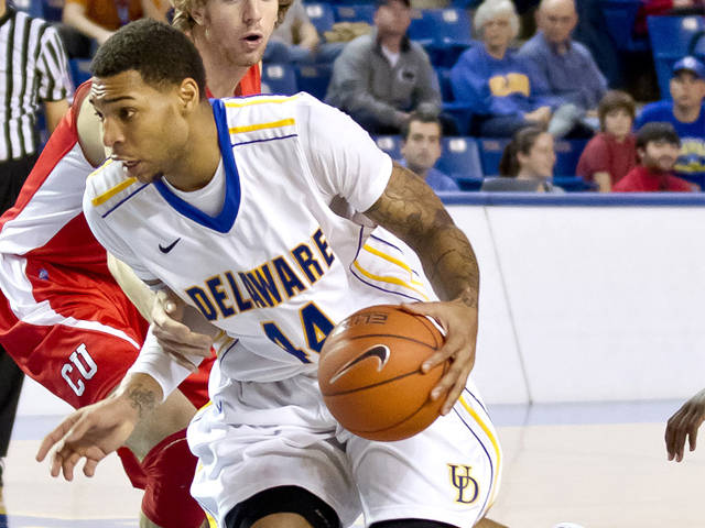 With The CAA Likely To Be A One-Bid League, Jamelle Hagins Has The Conference In His Crosshairs.