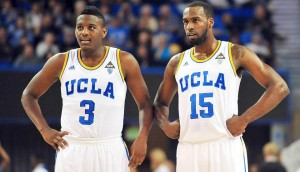 Jordan Adams And Shabazz Muhammad Were More Than Ready For Thursday Night's Game (Gary A. Vasquez, USA Today Sports)