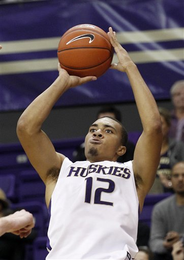 Andrew Andrews Has Been Providing A Spark Off The Bench For The Huskies (Elaine Thompson, AP Photo)