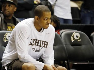 Being Without Its Top Star For Several Weeks Doesn't Sit Well With Lehigh Fans. (Joe Mahoney/AP)