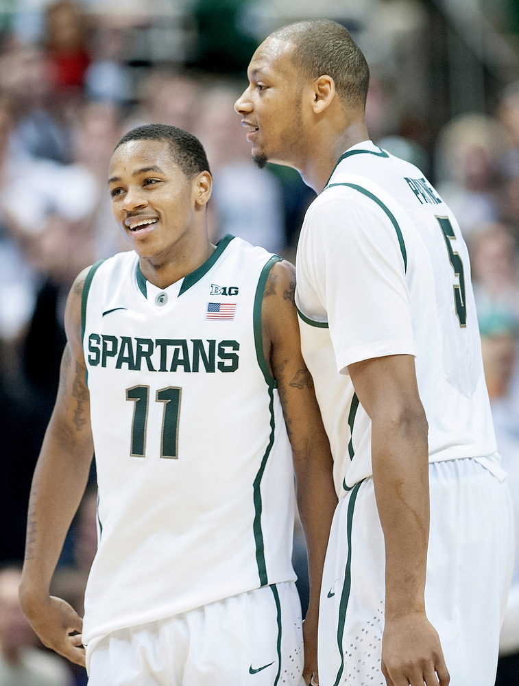 Juniors Keith Appling and Adreian Payne Have Been Major Catalysts For The Continued Spartan Success