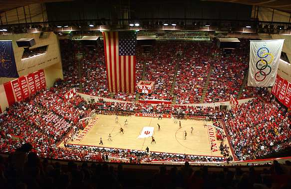 Good Luck Finding A Louder Gym Than Assembly Hall This Saturday