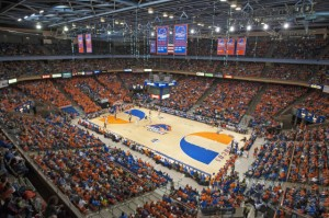 After A Serious Fling With The Big East, The Mountain West Conference Has Acquiesced To Boise State's Demands (BSU Athletics)