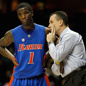 Florida's Kenny Boynton isn't as bad as you might think in the waning minutes of close games.