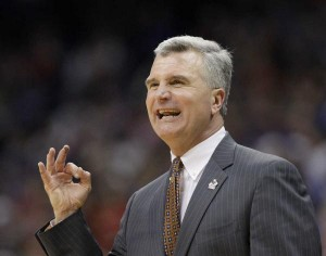 Things have been a-ok for Bruce Weber and Kansas State (Associated Press)