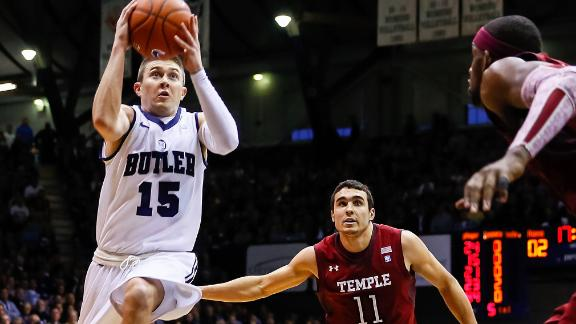 Rotnei Clarke's Return Fueled the Butler Offense