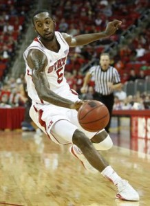 Much Like His Team All Season, CJ Leslie's Performance Tuesday Night Included Both Good And Bad: 20 Points and 14 Rebounds For The Pack Star, But He Also Turned The Ball Over Seven Times