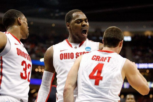 Deshaun Thomas and Aaron Craft were the straws that stirred the drink at Ohio State this year.