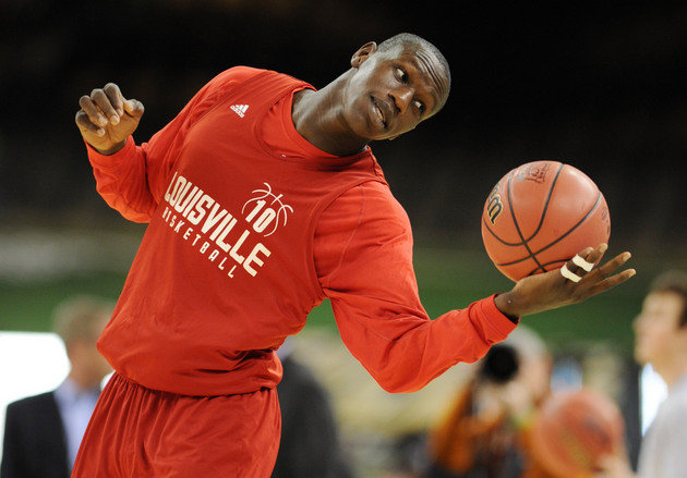 A big NCAA Tournament could have Gorgui Dieng shooting up NBA Draft boards.