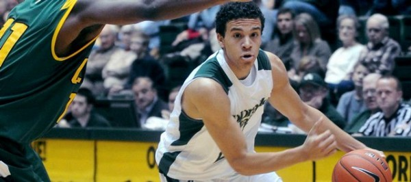 With Colton Iverson Struggling And Wes Eikmeier In Foul Trouble, Dorian Green Had His Best Game Of The Year (Dawn Madura, The Coloradoan)