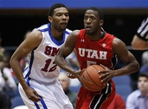 Jarred DuBois Has Been Utah's Best Scoring Threat (Tony Gutierrez, AP Photo)