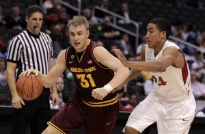 While His More Heralded Teammates Get Most Of The Pub, Jonathan Gilling Has Been Great For ASU This Season (Jae C. Hong, AP Photo)