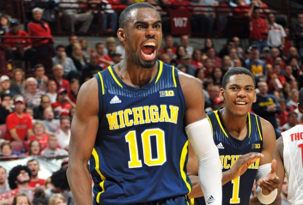 In a loaded Big Ten, Michigan Exists On the Mountaintop (Photo credit: Getty Images).
