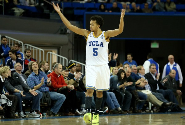 With UCLA's Defense Coming Along Slowly But Surely, They Can Survive Slow Offensive Nights (Stephen Dunn, Getty Images)