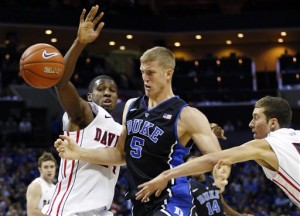 Mason Plumlee Is One of the Leading NPOY Candidates