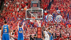 The McKale Will Be Jumping Thursday Night, Providing Yet Another Boost For The Wildcats (Willy Low, AP Photo)