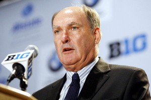 What Does Jim Delany's Latest Move Mean For The Big 12? (US Presswire)