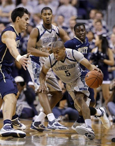 Offense remains a huge problem for Georgetown (Photo credit: AP).