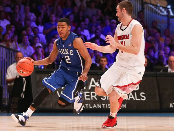 Quinn Cook and company have to do a better job defensively for Duke to contend.