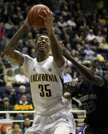 Richard Solomon Played Perhaps His Best Half Of Basketball As A Cal Bear On Saturday (Lance Iversen, San Francisco Chronicle)