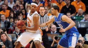 Jarnell Stokes has been able to build on a solid freshman half-season (Knoxville News Sentinel)