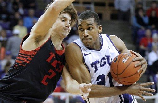 Texas Tech and TCU Battled Over the Weekend in Big 12 Action