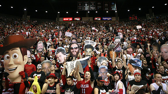 San Diego State And The Show Are A Hot Basketball Commodity, But Is This Their Last Mountain West Season?