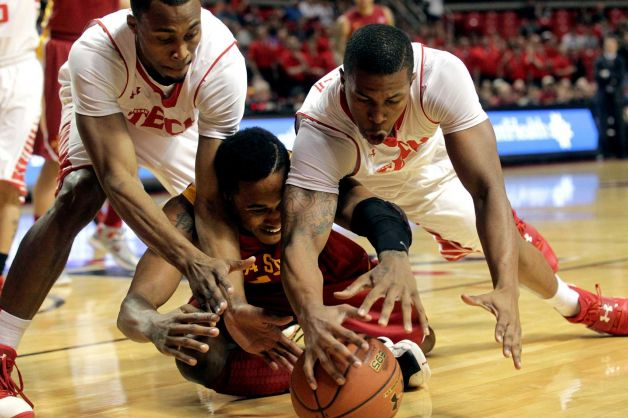 Iowa State played Tech's Game all night and it was hard to watch (Stephen Spillman/The Avalanche-Journal)