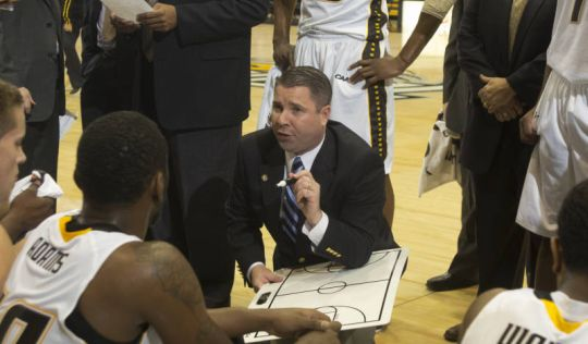 Pat Skerry Has Shaped Towson Into One Of The Most Competitive Teams In The CAA.