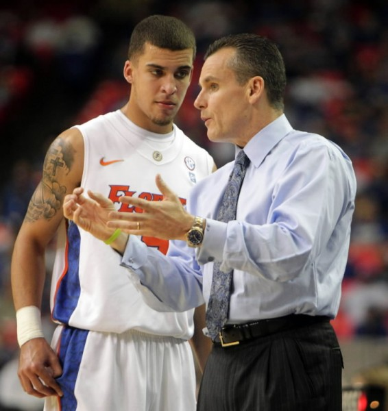 Scottie Wilbekin Was Today's Star for the Gators