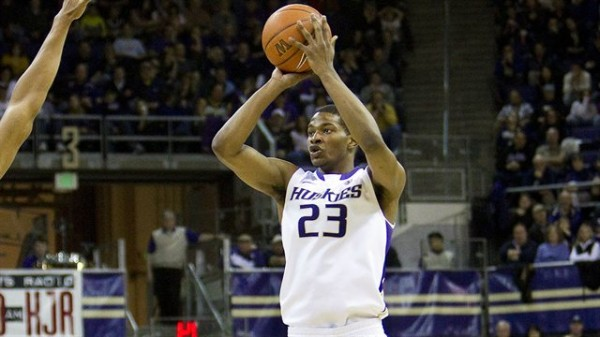 C.J. Wilcox's Four Threes Helped The Huskies Squeak Past Utah (Pac-12)