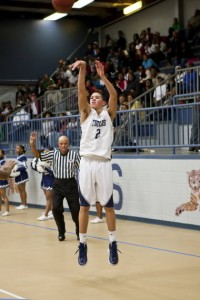 Five-star prospect Devin Booker was seen by ACC powers Duke and North Carolina in the last week